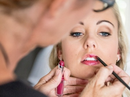 bridal makeup artist, lipstick, behind the scenes, wedding makeup, so you want to be a bridal makeup artist?